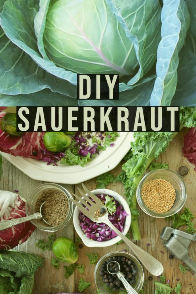 sauerkraut recipe ingredients