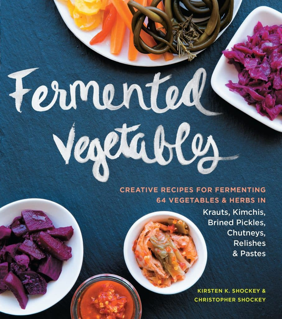 fermenting vegetables book