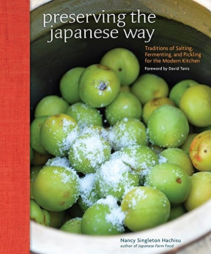 Book called Preserving the Japanese Way