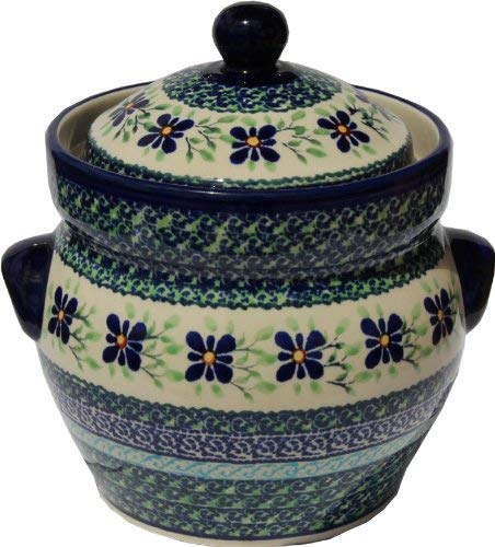 Polish pottery for fermenting cabbage