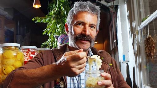 sandor katz on fermenting
