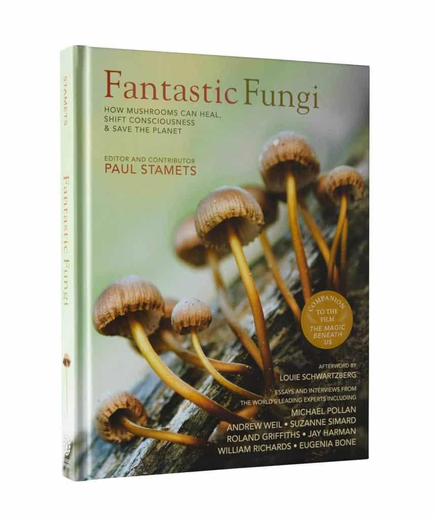 Fantastic Fungi mushroom book
